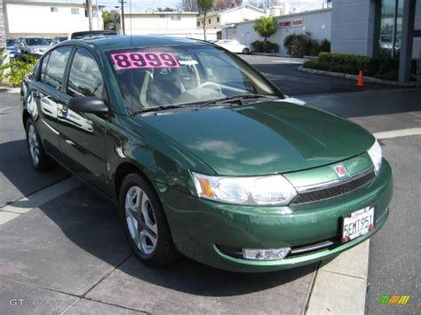 green saturn car 2003 medium green saturn ion 3 sedan 3899407 photo 5