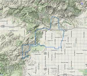chatsworth california map chatsworth ca information