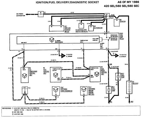 mercedes fuel diagram on 1987 mercedes free