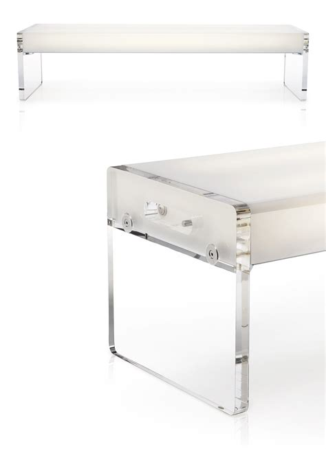 pablo light bench light bench table 52 dimmable pablo designs horne