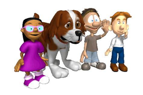 gambar animasi kartun  bergerak lucu  blackberry