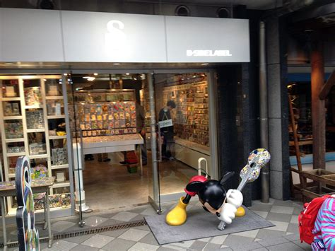 The Sticker Shop shimokitazawa tokyo travel guide