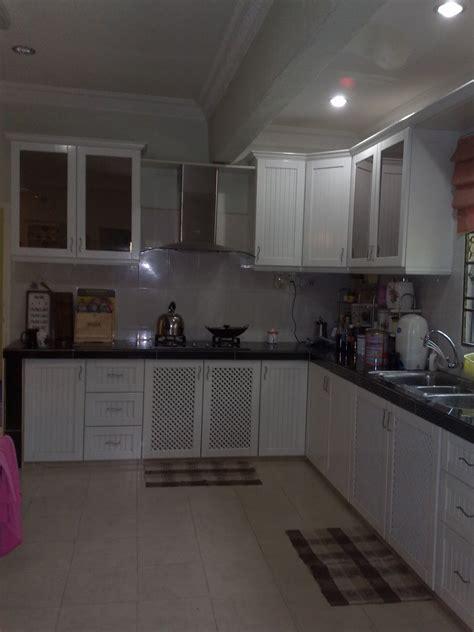 Sekaki Kabinet Dapur dapur konkrit azlan milin