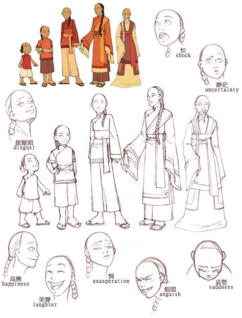 Name Style Design by Character Design Alisa Christopher