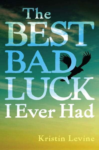 if my books had pictures reading lark book review the best bad luck i had
