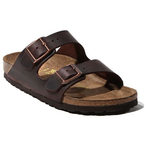 birkenstock sandals womens birkenstock arizona leather sandals s evo