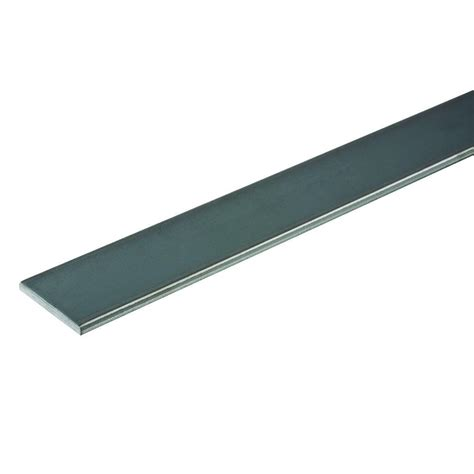 round bar everbilt 3 in x 36 in plain steel flat bar 800227 the