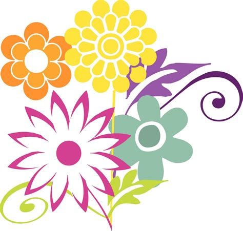Beautiful Flower Images May Day Clip Art Many Interesting Cliparts