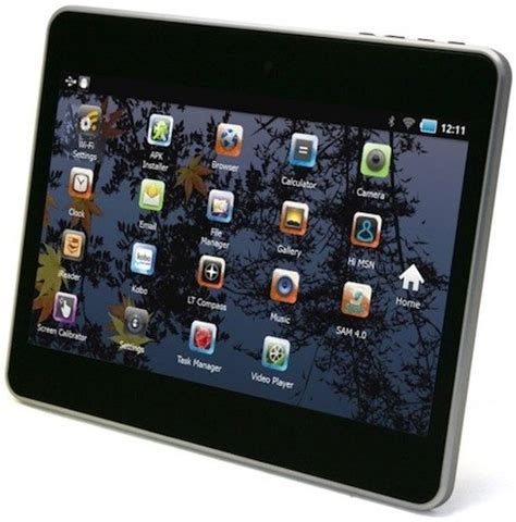 reset android impression tablet leader international introduces impression 7a 10a