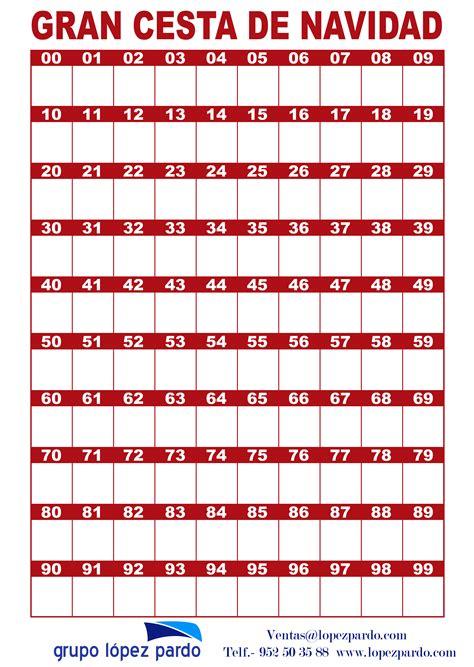 de rifa com 100 numeros pronto para imprimiravi mejor conjunto de numeros rifa numeros para rifas modelo de rifa com 100