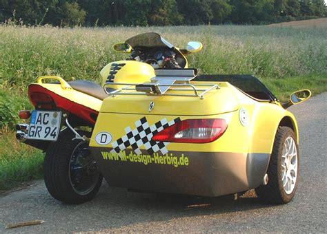 Motorrad Gespann Zusatztank by Mein Gespann