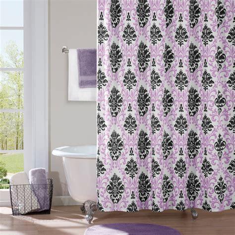 Modern Bathroom Shower Curtains Megan Modern Shower Curtain Contemporary Shower Curtains By Overstock