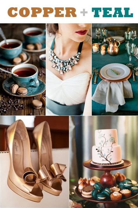 best 20 teal gold wedding ideas on