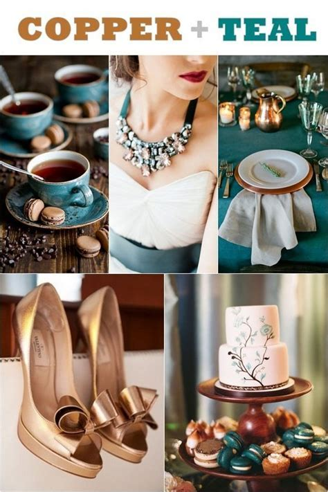 25  best Copper Wedding Decor trending ideas on Pinterest