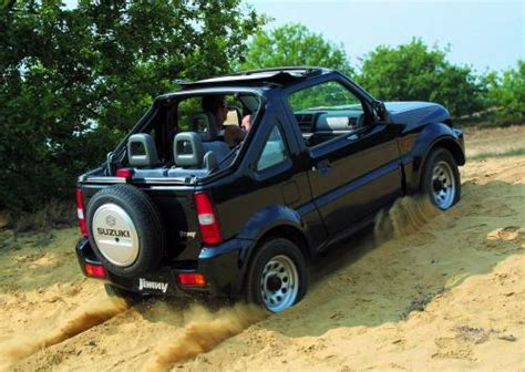 mercedes jeep convertible suzuki jimny jimmy 4x4 top awd convertible