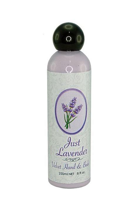 Lovely Handbody 250ml just lavender 250ml velvet lotion gifts ideas for him for any occassion