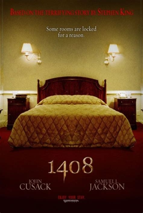 stephen king room 1408 sweet with fall and fish do not enter room 1408