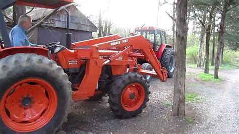 Kubota M8030 Dt W Loader 4x4 Vg Tires And Mechanical