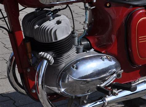Suche Motorrad Jawa by 220 Berholung Motor Jawa 2 Zylinder 350 Ccm