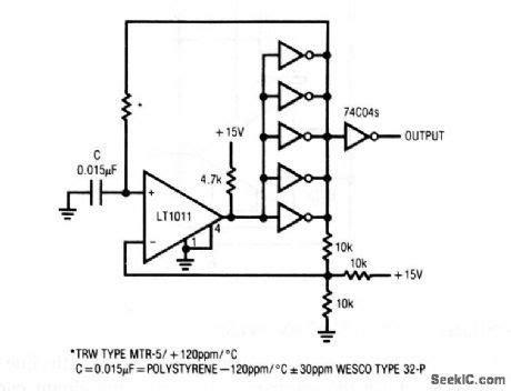 polystyrene capacitor temperature coefficient index 127 signal processing circuit diagram seekic