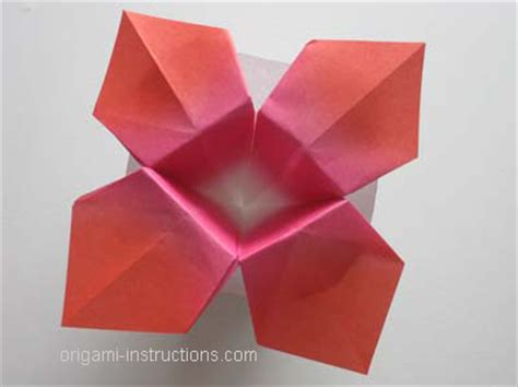 origami day flower folding how to fold