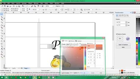 corel draw x6 book how to make cover book with coreldraw x4 x5 x6 x7 youtube
