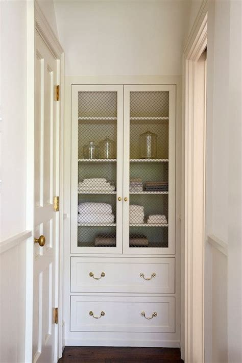 built in hallway cabinets source 3 north entry to bathroom features built in linen