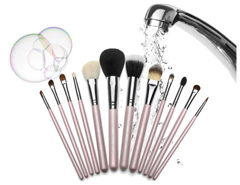 how to clean makeup brushes at home how to care for your