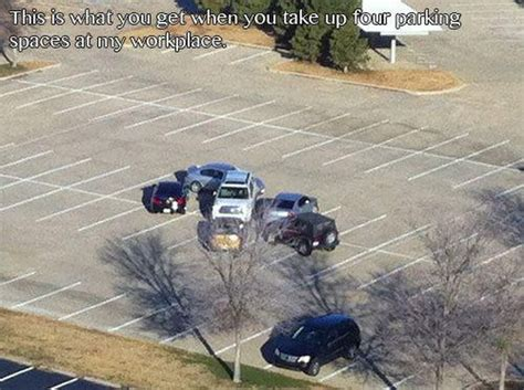 Bad Parking Meme - car humor funny joke road street drive driver bad parking