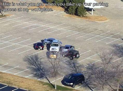 Bad Parking Meme - car humor funny joke road street drive driver bad parking