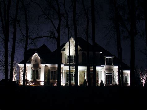 Landscape Lighting Led Halogen Vs Led Landscape Lighting Which Is Best Creative Outdoor Lighting