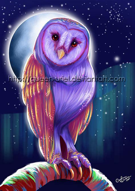 dash of color dash of color owl by uriel on deviantart
