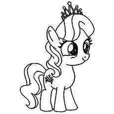 pony coloring pages pony mlp rainbow dash