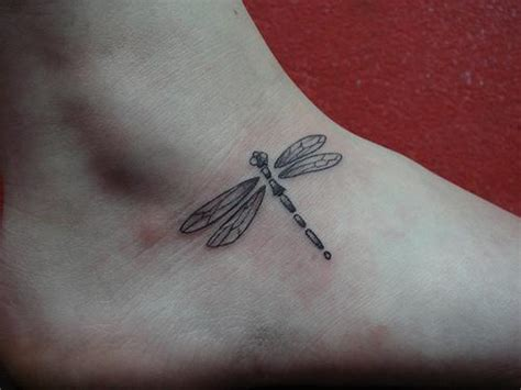 small dragonfly tattoos wrist small dragonfly foot