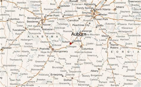united states map auburn alabama auburn alabama map cities