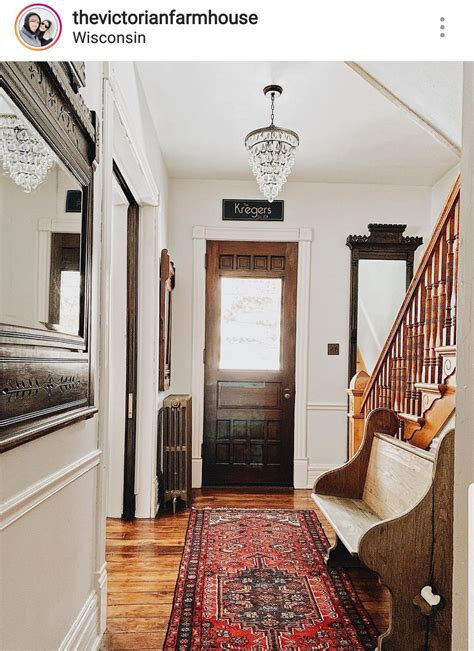 pin  ellie  doors entry home craftsman interior house