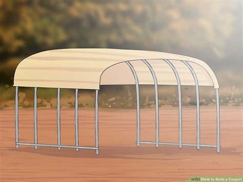 how to make a carport 10 free carport plans build a diy carport on a budget