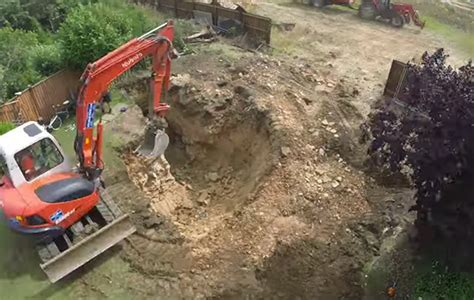 Underground In Backyard by Colin Furze Finished Ultimate Underground Cave
