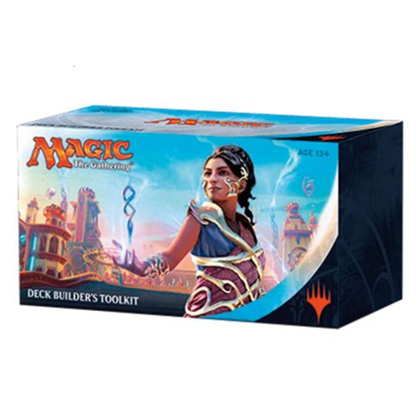 Deck Builder S Toolkit by Magic The Gathering Kaladesh Deck Builder S Toolkit