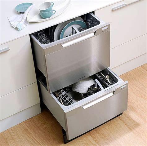 lave vaisselle avec tiroir couverts lave vaisselle tiroir