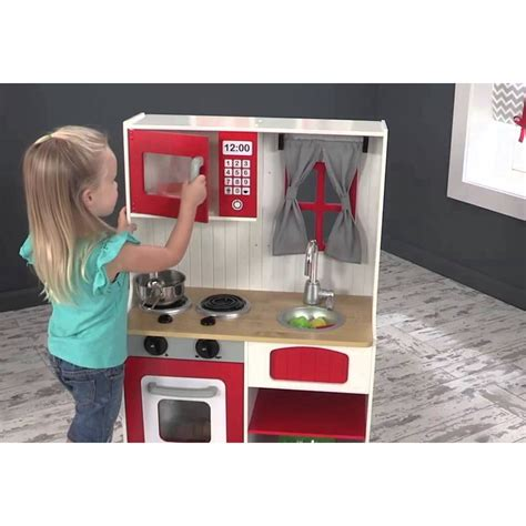 cuisine bois pour enfant cuisine pour enfant en bois coccinelle r 234 ves