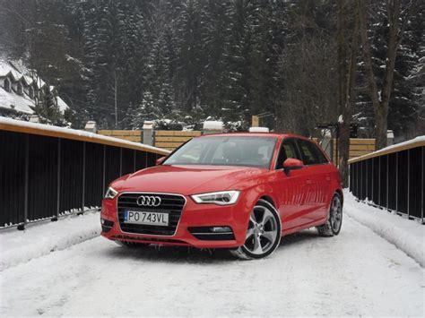 Audi A3 Sportback Kombi by Pierwsza Jazda Nowe Audi A3 Sportback Prawie Jak Kombi