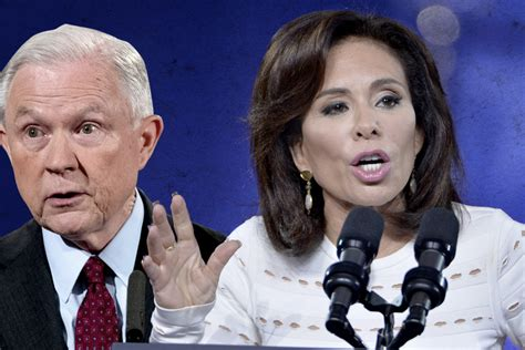 jeff sessions news today fox news fox news jeanine pirro wants trump to give her jeff