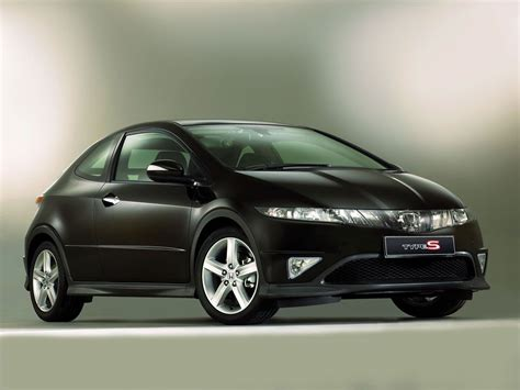 honda civic type s