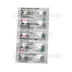 jual beli spironolacton dexa 25mg tab k24klik