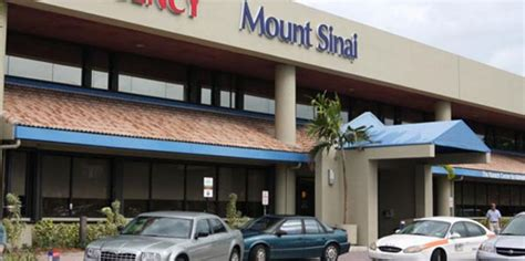 mount east emergency room locations mount sinai center locations