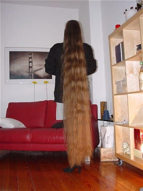 How To Grow Floor Length Hair by Floor Length Hair Schlesinger With