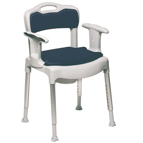 Used Commode Chair - bedside commode etac product code 81702030 is a