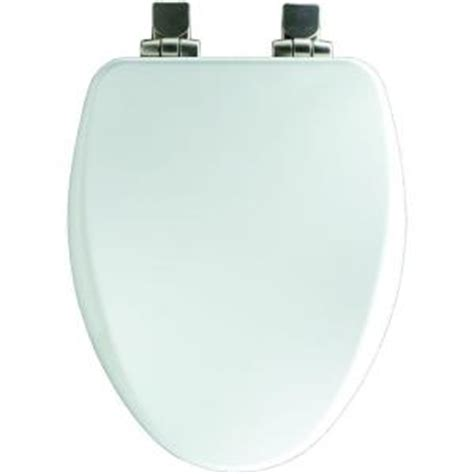 toilet seat covers home depot bemis elongated closed front toilet seat in