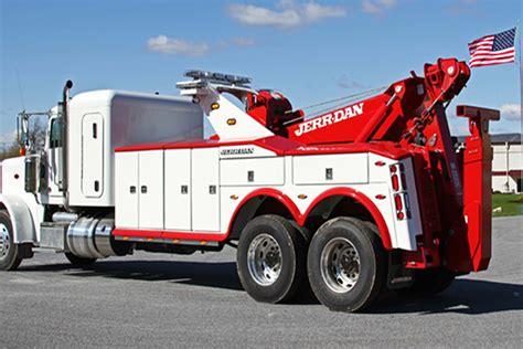 used heavy duty wrecker jerr dan 35 ton heavy duty wrecker composite jerr